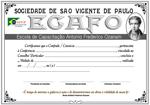 Certificado Ecafo 3