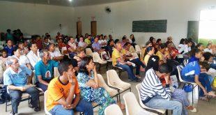 Festa em honra a São Vicente de Paulo no Conselho Central Santa Luzia - 2016